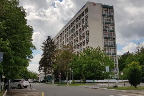 Spitalul Municipal din Oradea, la un pas de redeschidere pentru bolnavii cronici: Numărul pacienţilor Covid a scăzut sub 50