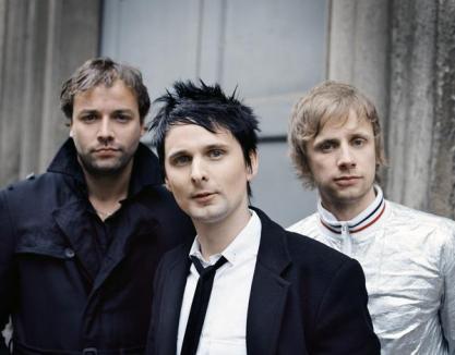 Muse, concert în spaţiu