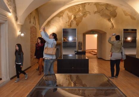 Muzeul Cetăţii şi Oraşului Oradea poate fi vizitat după un program nou
