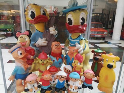 Unde ieşim săptămâna asta în Oradea: S-a deschis Muzeul jucăriilor, sub cupola ERA Park