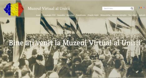 Muzeul Ţării Crişurilor, parteneriat al proiectului Muzeul Virtual al Unirii
