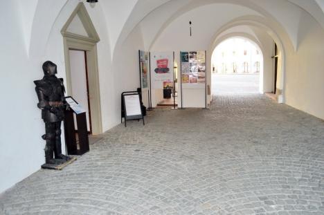 Muzeul Cetăţii Oradea, transformat într-un complex cu mai multe secţii