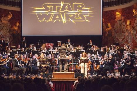 Concerte cu muzică din filme, la Filarmonica de Stat
