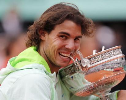 Rafael Nadal, din nou pe primul loc la Roland Garros