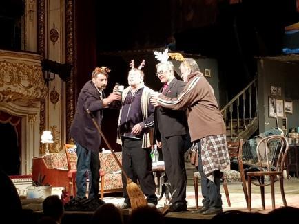 FITO: Ovaţii pentru spectacolul care i-a adus 'Diavolului' Richard Balint premiul UNITER (FOTO)