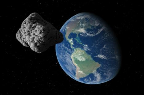 Un asteroid va putea fi văzut cu binoclul de pe Pământ