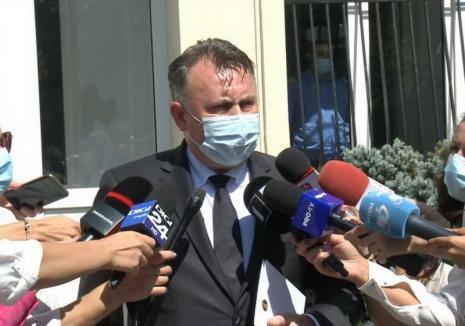 Previziuni sumbre: aproape 3.000 de cazuri de Covid-19, zilnic, în septembrie. Medicii ar putea fi depășiți, avertizează ministrul Sănătății