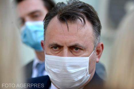 Ministrul Sănătății, Nelu Tătaru, spune când nu va mai fi obligatorie purtarea măștilor