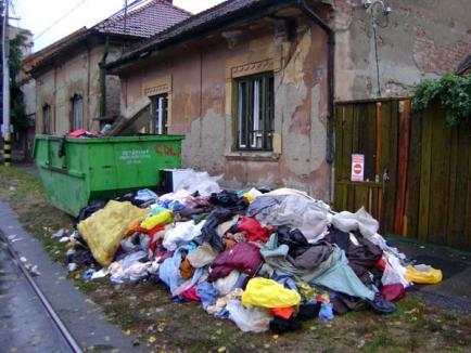Strada 'gunoiului' necunoscut