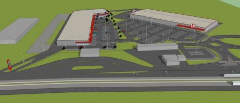 Un nou retail park în Oradea! Vezi unde va fi amenajat, cum va arăta şi ce magazine va avea (FOTO)