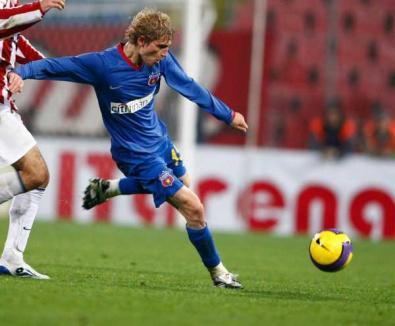 Fotbalistul orădean Mihai Neşu, în stare foarte gravă în spital