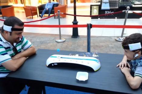 NEUROLand: Vino să mişti lucruri cu puterea minţii la ERA Park Oradea! (VIDEO)