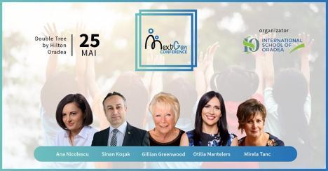 Ultimele locuri disponibile la Evenimentul NextGen, 25 mai 2019, DoubleTree by Hilton Oradea