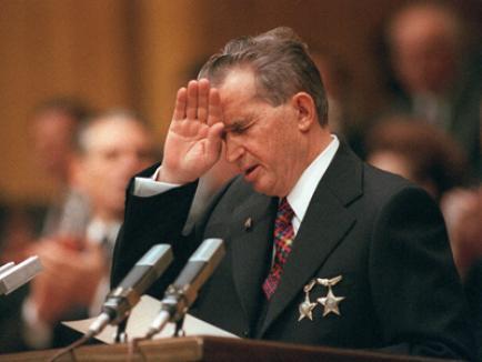 Dacă ar candida la preşedinţie, Ceauşescu ar ajunge în turul II