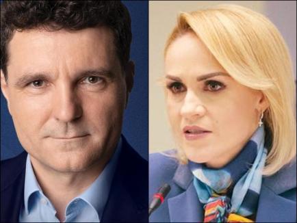 Primele reacţii după exit-poll-uri: Nicuşor Dan dă asigurări că începe 'schimbarea în bine', Firea nu acceptă înfrângerea (VIDEO)