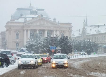 Vin zăpezile! Meteorologii anunţă ninsori în toată ţara
