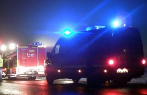 Bilanţ provizoriu al tragediei din Bulz: Un mort şi cel puţin 12 răniţi, trei în stare gravă