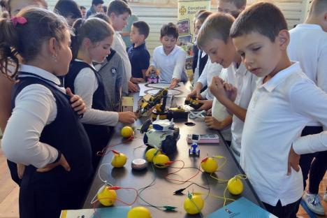 Noaptea Cercetătorilor Europeni, la Universitatea din Oradea: Oamenii de ştiinţă vă invită la experimente şi prezentări interactive