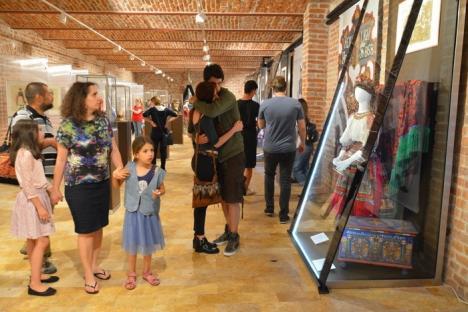 Se apropie Noaptea Muzeelor: Ce expoziţii vor putea fi vizitate gratuit de orădeni