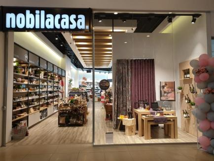 De 20 de ani #impreunacutine: Magazinul Nobila Casa s-a deschis în Oradea, la Lotus Center! (FOTO)