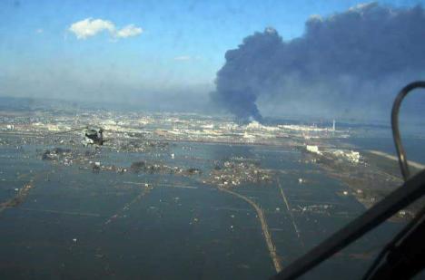 Norul cu radiaţii de la Fukushima a ajuns în România