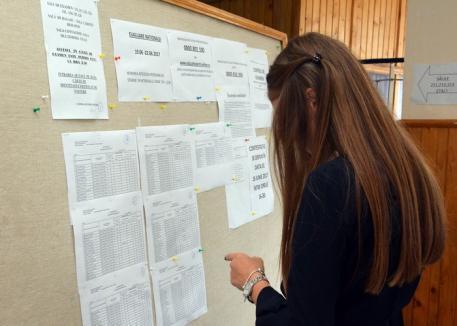 Evaluarea Naţională: După contestaţii, încă doi elevi bihoreni au promovat examenul