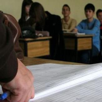 Profesorii, în greva catalogului