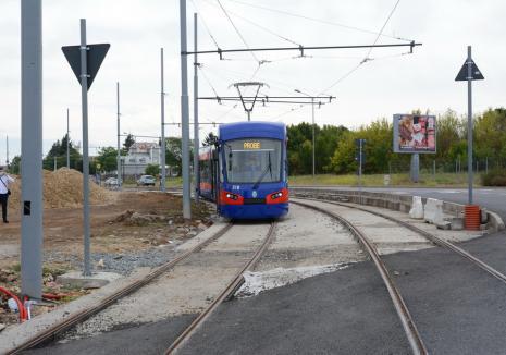 OTL anunţă modificări trasee linii de tramvai şi înlocuirea unor tramvaie cu autobuze