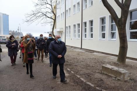 Investiție de 20 milioane lei. Noul bloc operator și noua secție de Ginecologie a Maternității Oradea au fost inaugurate (FOTO / VIDEO)