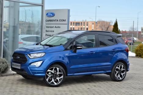 Noul Ford EcoSport, produs în România, te așteaptă în showroom-ul Ford Carbenta Com! (FOTO)