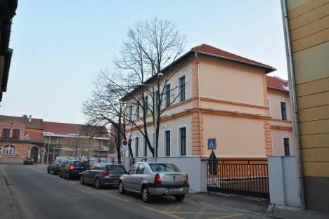 ADP Oradea se mută în clădirea reabilitată a fostului Spital de Boli Infecţioase (FOTO)