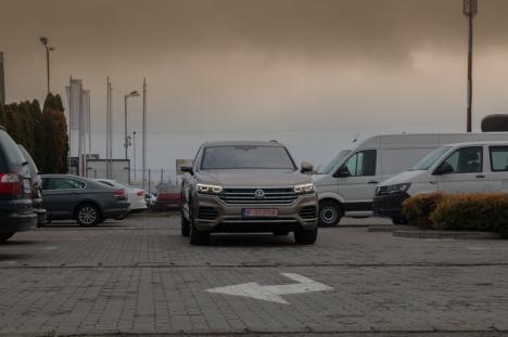 D&C Oradea Touareg Experience, adrenalină pe final de toamnă! (FOTO)