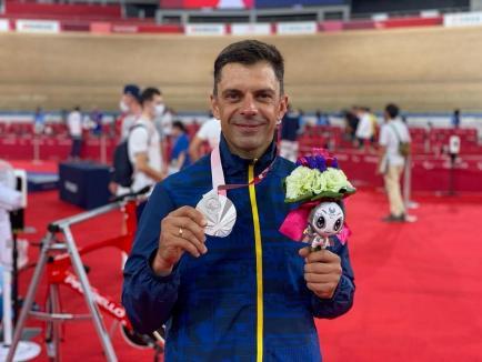 Ministrul Sportului, Eduard Novak, medaliat cu argint la Jocurile Paralimpice de la Tokyo