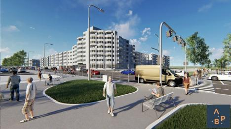 """""""Upgrade"""" în cartiere: Primăria vrea să schimbe faţa cartierelor mari ale Oradiei, prin proiecte finanţate cu bani europeni (FOTO)"""