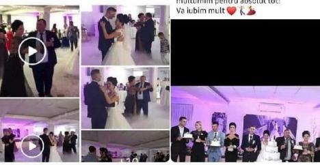 Nou dosar penal, după ce soţia unui poliţist din Bihor a fost confirmată cu Covid-19, la câteva zile după nuntă