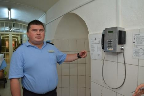 O nouă rocadă la Penitenciarul Oradea. Lucian Ţîrţiu, împuternicit să conducă unitatea de detenţie