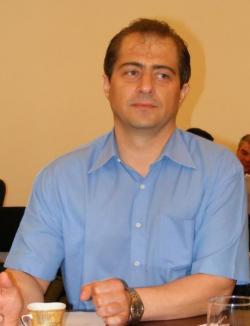 Oajdea, dat afară de la întâlnirea PDL cu Băsescu şi Boc