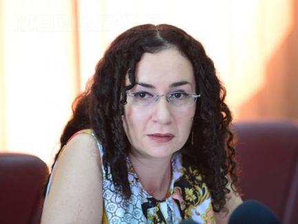 Noul şef al CSM: Procurorul Oana Schmidt Hăineală