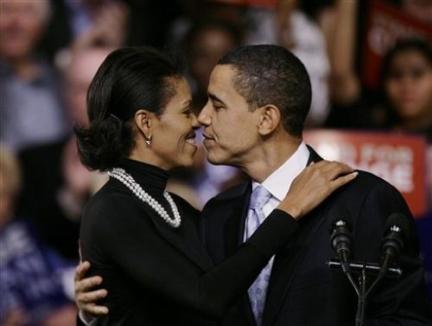 Barack Obama şi-ar fi înşelat soţia