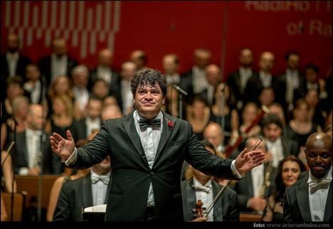 Dirijorul Cristian Măcelaru a câştigat un premiu Grammy (VIDEO)