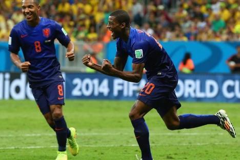 Olanda a învins Brazilia cu 3-0 şi a terminat Cupa Mondială pe locul 3