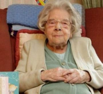 E virgină la 103 ani