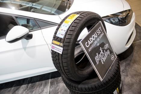 Avantaj client până la 10.545€* şi anvelope de iarnă** cadou la Opel West! (FOTO)