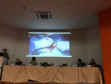 Doi medici orădeni, laureaţi cu Premiul de Excelenţă la Congresul Româno-German de Obstetrică şi Ginecologie