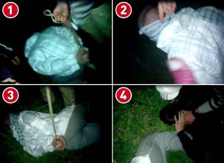 Condamnați penal pentru o farsă din liceu: 7 tineri care și-au răpit un coleg iar apoi l-au abandonat în câmp au fost pedepsiți de judecători (VIDEO)