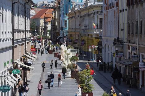 Noi restricții anti Covid: În Oradea a fost depăşită rata de infectare de 1,5 cazuri la mia de locuitori. În Sântandrei și Husasău de Tinca rămâne peste 3 la mie