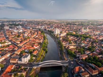 Oradea, pe primul loc în topul 'celor mai bune oraşe din România', realizat de o publicaţie naţională