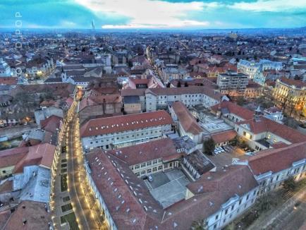 Covid-19 în Bihor: 41 de cazuri noi, Oradea se menţine sub incidenţa de 1 la mie