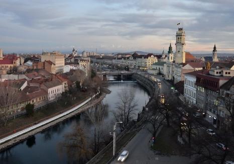 Primăria licitează o strategie de informatizare care să transforme Oradea în primul oraş Wifi