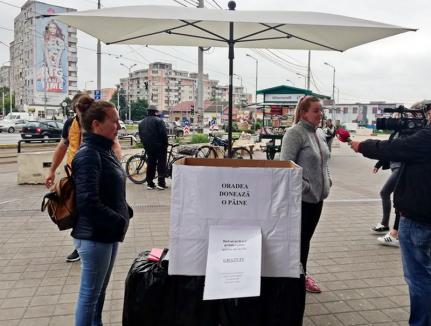 'Oradea donează o pâine', la a şasea ediţie: pâinile pentru sărmani vor fi donate în cinci locuri